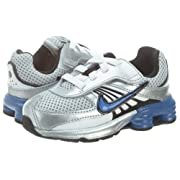 Nike Shox Turbo 8 (Td) Toddlers 344934 Style: 344934-041 Size: 4