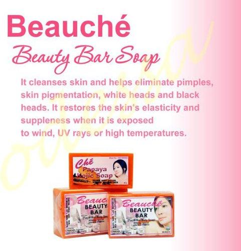 Beauche Kojic Beauty Soap Bar-90Grams