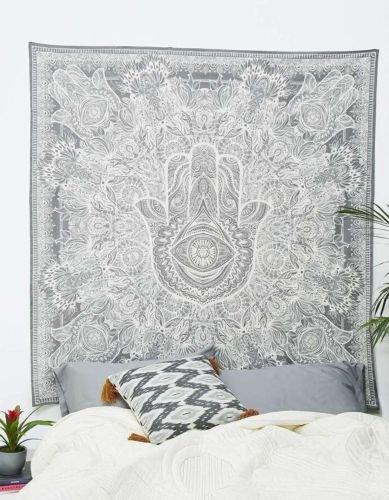Wall Hanging Tapestry Bohemian Dorm Throw Hippie Bedspread (Disney Halloween Countdown Calendar)