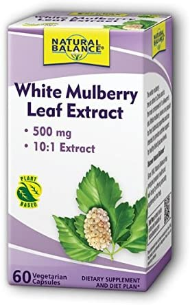 Natural Balance Extract White Mulberry product image
