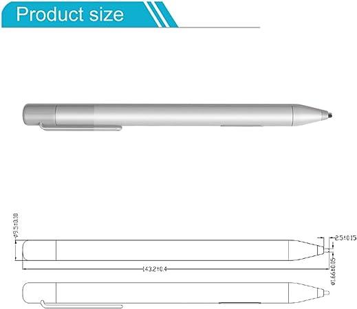 Broadroot per CHUWI Hi13 Hipen H3 Penna Capacitiva Penna di Scrittura a Mano Stylus