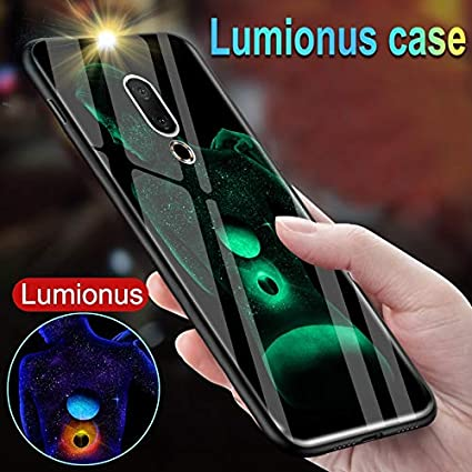 Amazon.com: Fitted Cases - Sexy Body Art Starry Sky Luminous ...
