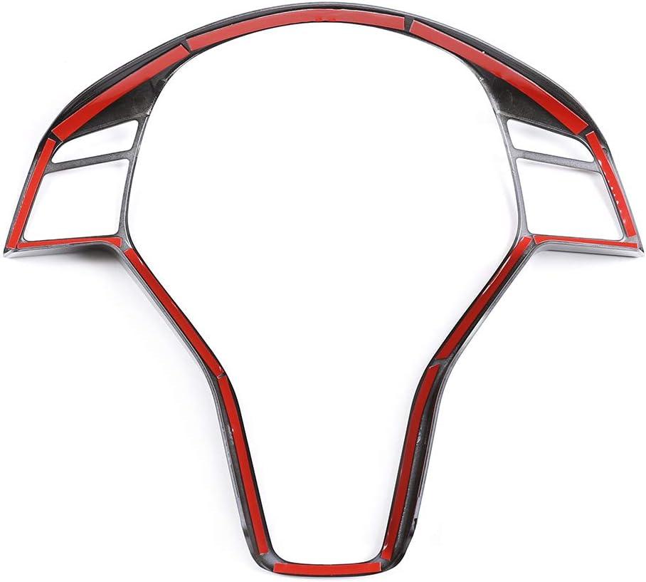 Glossy Black Car Steering Wheel Frame Trim Cover For Mercedes Benz A B C E CLA CLS GLA GLK Class W176 W246 W204 W207 W212 W117 W218 X156 X204