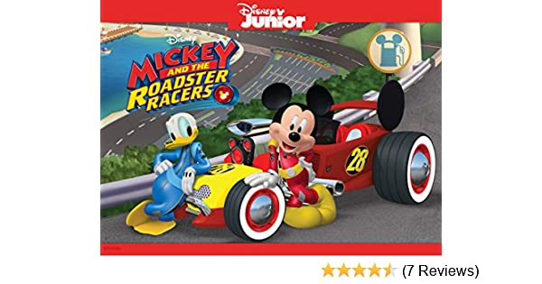 Amazon.com: Mickey and the Roadster Racers Volume 3: Amazon Digital Services LLC