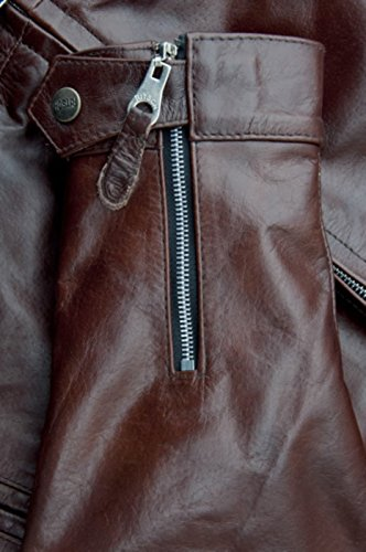 Bf Fighter 109 Men's Argentine Jacket Horsehide Noble Pilot House AIwxZZ