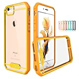 TOTU Ultra Slim Crystal Clear Case for iPhone 6/6S 4.7-Inch...