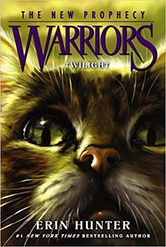 Warriors The New Prophecy 5 Twilight Hunter Erin Stevenson Dave 9780062367068 Amazon Com Books