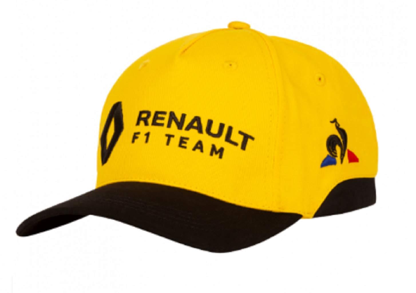 Le Coq Sportif Renault Cap Enfant Amber Yellow/Black Gorra, Unisex ...