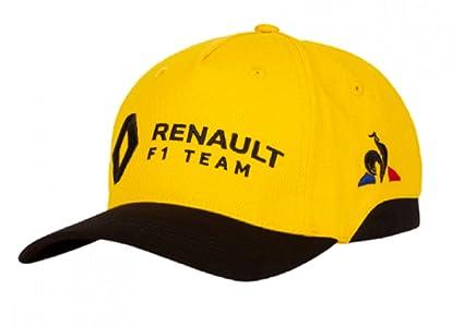 Amazon.com: Renault F1 2019 - Sombrero para niños, color ...