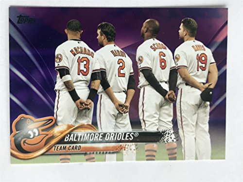 2018 Topps Toys R Us Purple #292 Baltimore Orioles NM/M (Near - Us Rates Mail Shipping