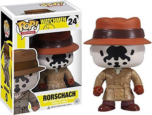 A-Generic Funko Watchmen Figura # 24 Rorschach Limited Pop! Multico