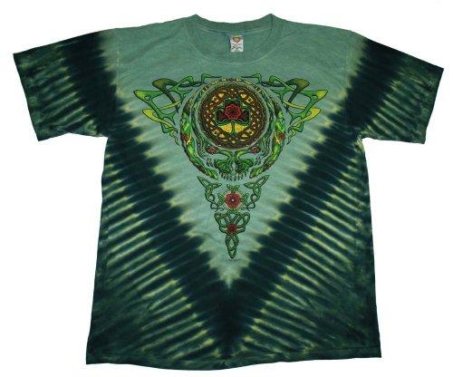 Tie Dyed Shop Grateful Dead Celtic Knot Tie Dye ()