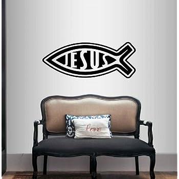 Amazon.com: Wall Vinyl Decal Home Decor Art Sticker Eat