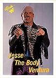 1990 Classic WWF #53 Jesse The Body Ventura - NM-MT
