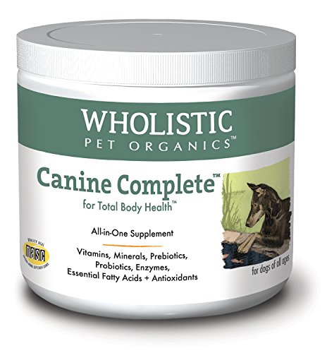Wholistic Canine Complete 18 lbs.