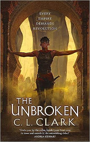 The Unbroken (Magic of the Lost): Amazon.co.uk: Clark, C. L.:  9780356516233: Books