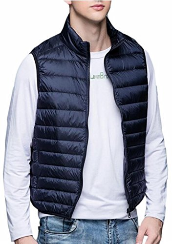 Down Collar Packable Vest Lightweight Men Stand today UK 2 Puffer Slim q1wP8