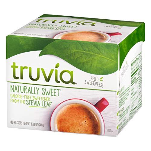 Truvia Natural Sweetener 80 ct product image
