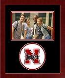 NCAA Nebraska Cornhuskers University Spirit Photo Frame (Horizontal)