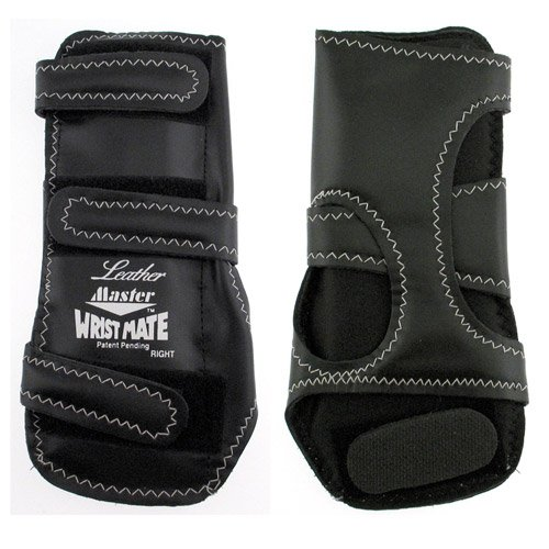 Wrist Mate Leather by Master- Right Hand (Large) by Master Industries