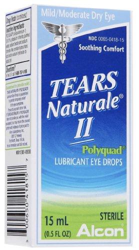 Tears Naturale II 15ML (0.5 fl oz)