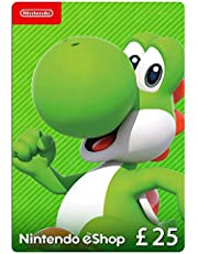 Nintendo eShop Card | 25 GBP voucher | Download Code