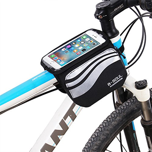 ELEOPTION-Bike-Cycling-Bicycle-Frame-Front-Top-Tube-Mobile-Phone-Smartphone-Bag-Pouch-Case-for-iPhone-Samsung