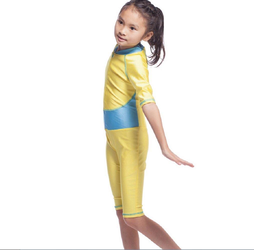 4a8fbb6171 Amazon.com: FXFAN Muslim Girl Traditional Fashion Swimwear SwimsuitHui Girl  Swimsuit Conservative Split SwimwearZHANGM: Sports & Outdoors