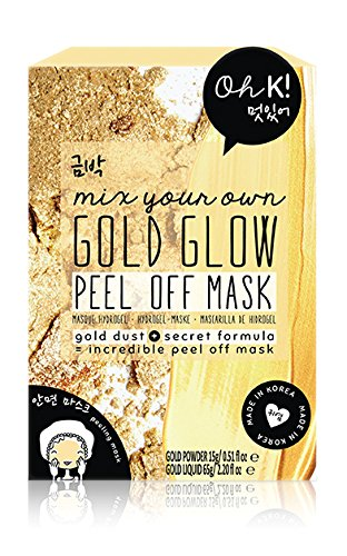 Oh K! Mix Your Own Gold Mask (Own Mask)