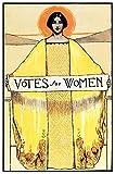 Votes for Women Poster, Women's