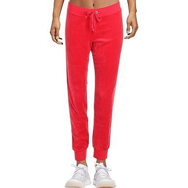 Juicy Couture Velour Zuma Jogger Pant, Pantalones de chándal para ...