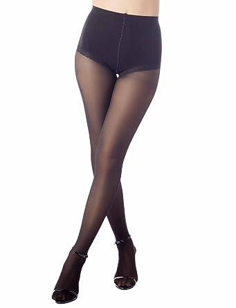 e4197957917 iB-iP Women s bright yarns pantie thickening Mid Waist Sheers Tights  Pantyhose