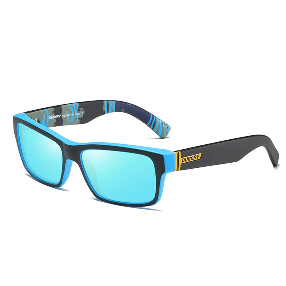 BEESCLOVER Men Women Outdoor Sports Polarized UV400 Driving Sunglasses