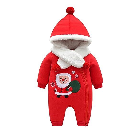 Modaworld _Ropa bebé Navidad, Monos Recién Nacido Bebé Niñas ...