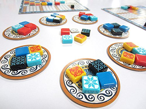 Plan B Games Azul Board Game by Plan B Games (Image #4)
