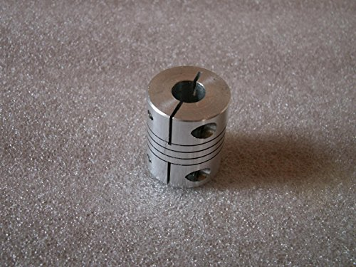 Drive Coupler Tools (GohEun 8x12mm coupler coupling CNC RM SFU 1605 ballsrew stepper servo motor NEMA 23 34)