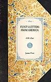 Flint's Letters from America, 1818-1820, James Flint, 1429000740