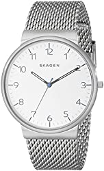 Skagen Men's SKW6163 Ancher Stainless Steel Watch