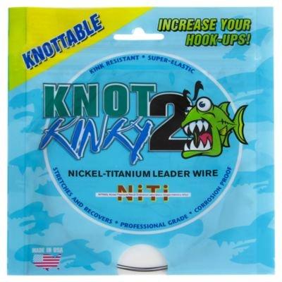 Knot-2-Kinky Nickel-Titanium Leader Wire