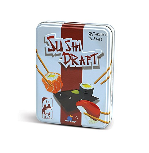 Sushi Draft (Tin Pick Game Quick)