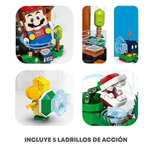 LEGO71362Set Fortaleza SuperMario