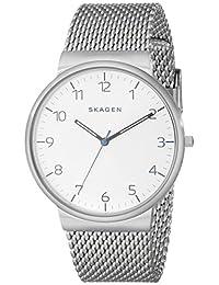 Skagen Men's SKW6163 Ancher Stainless Steel Mesh Watch
