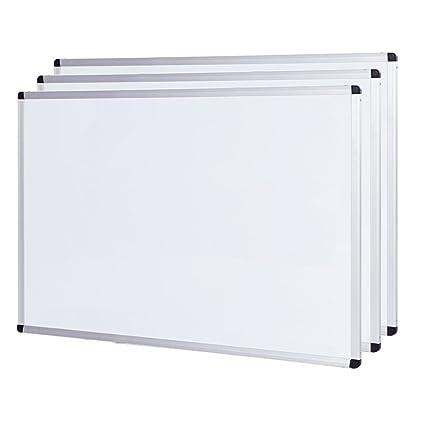 Amazon.com : VIZ-PRO Magnetic Dry Erase Board, 48 X 24 Inches, 3 ...