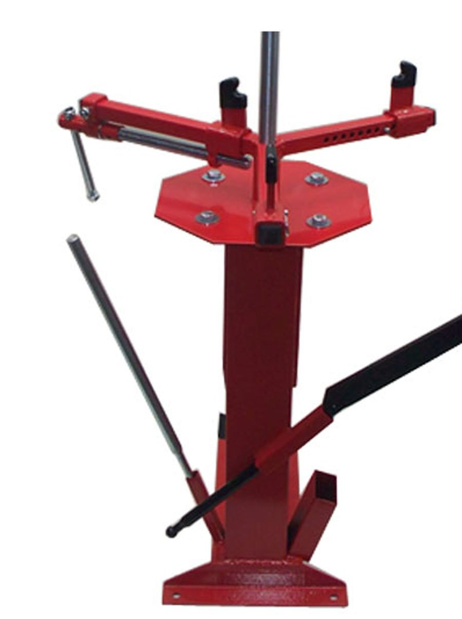 Tire Changer 4' - 16.5' Diameter Adjustable Jaw Clamps Generic