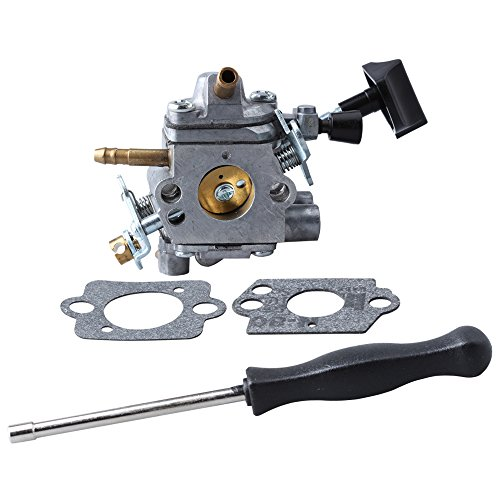 HIPA C1Q-S183 Carburetor with Gasket + Adjustment Tool for STIHL BR500 BR550 BR600 Blower by HIPA