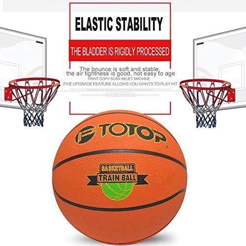 Plein Primaire Et En Basketball Caoutchouc Du Qualité Haute Spécial Pelota Air De Spéciale Élèves Pour 7 Ballylelly Taille Les Collège BCqTEE