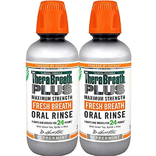 TheraBreath Plus Maximum-Strength Oral