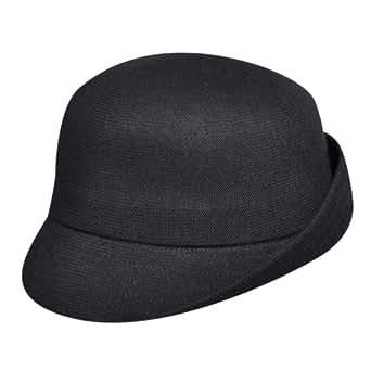Kangol K0599FA Mens Bamboo Anni Cloche Hat, Black-M at ...