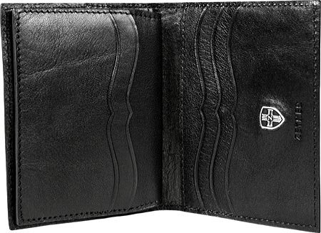 Case Men's Small Black Leather Case Card Zeyner Card Zeyner Small Men's XEadqX