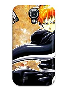 Hot Hot Fashion Design Case Cover For Galaxy S4 Protective Case (bleach) 5959370K12063840